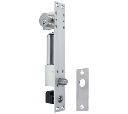 1091ADMR / 1291ADMR Spacesaver® Electric Dead Bolt Locks with Mechanical Release