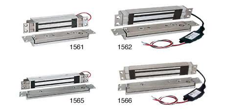 1560 Series Concealed Mortise Emlocks 174