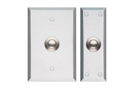 450 Series Vandal Resistant SS Button