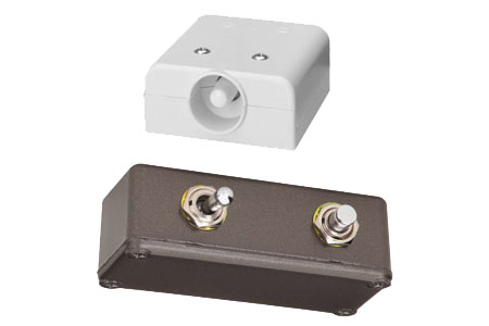 Concealed Desk Switch