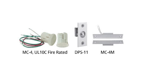 sc 1 st  Security Door Controls & Door Status Sensors