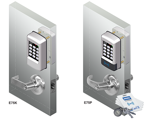 Entrycheck 174 E75 Standalone Electronic Keypad