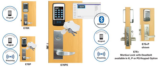 EntryCheck® E76 