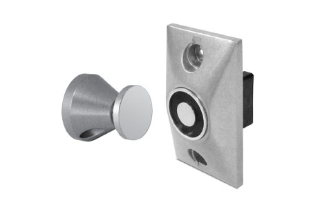 EH Series Magnetic Door Holder & Releasing Device