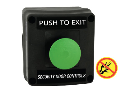474 Sanitary Touchless Exit Switch