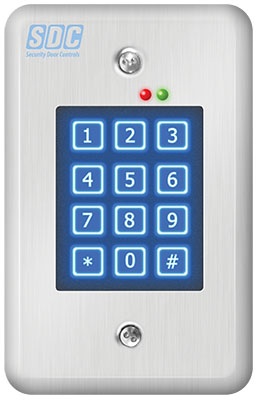 EntryCheck™ 918 Digital Keypad