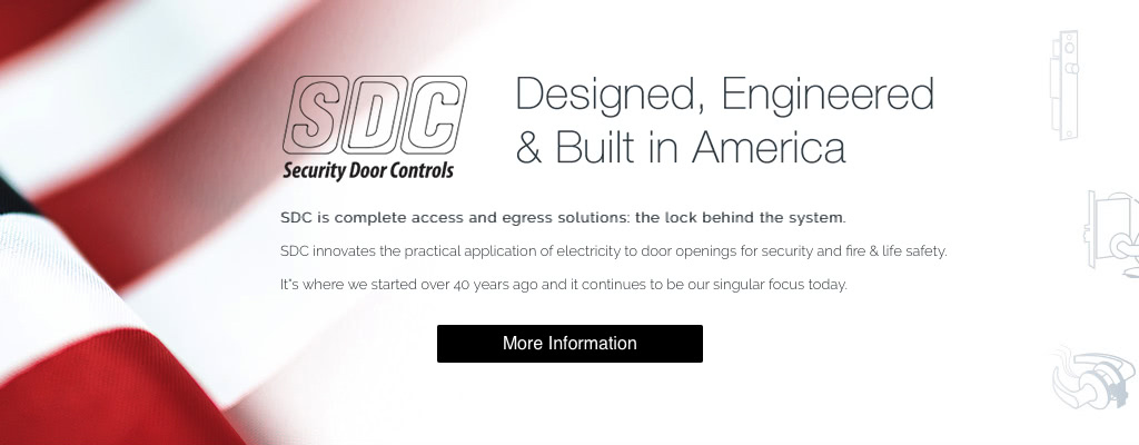 sc 1 th 140 & SDC Electric Strikes Magnetic Locks Electric Door Locksets
