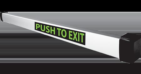 Sure Exit 174 Psb560 Rex Pressure Sense Bar