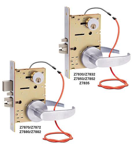 Z7800 Series Sdc Electrified Mortise Locksets