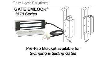 1576 Series Series Electromagnetic Gate Locks